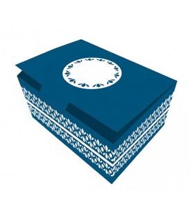 N20-Caixa Cartao Azul Grande Natal