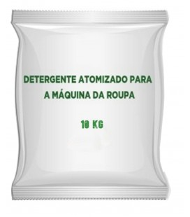 Detergente Roupa Po Atomiza Indust Maquina Sc10 Kg