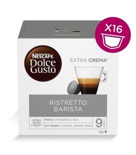 Capsula Cafe Dolce Gusto Ristretto Barista cx/16