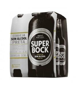Super Bock Zero S/ Alcool Preta 0.33 TP cx/24