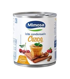 Leite Condensado Mimosa Cozido 385gr cx/12