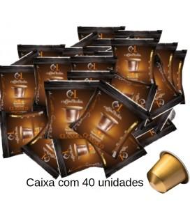 Caffe D Italia Caps Compativel Nespresso Class 50u