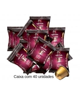 Caffe D Italia Forte Compativel Nespresso 50un