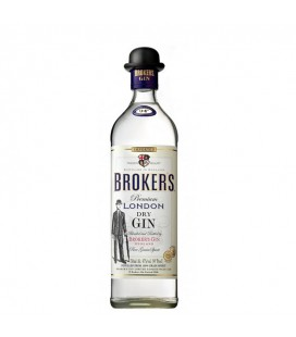 Gin Brokers London Dry 0.70 40%