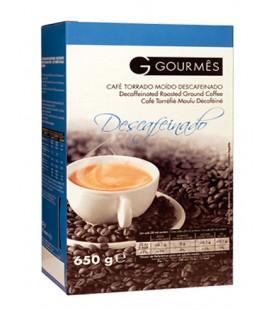 Descafeinado Gourmes Saq 6,5 gr x100