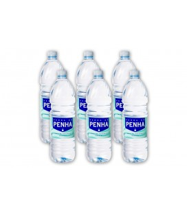 Agua Penha 1.5 Lt cx/6