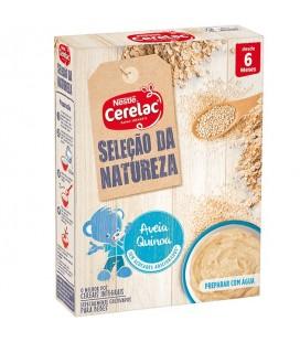 Cerelac Selecao da Natureza Ave/quinoa 240gr cx/9