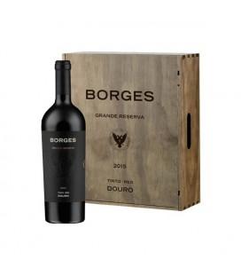 Conjunto V. T. Borges Douro Grand Res 0.75 cx/3