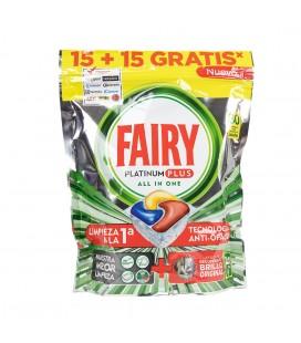 Fairy Capsulas Platinum Plus Pak/30un 466gr
