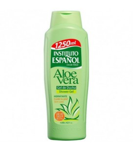 Gel Banho de Aloe Vera Inst Espanhol 1250ml cx/10