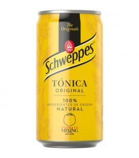 Agua Tonica LATA Schweppes 0.25 /24 un