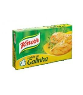 Knorr Caldo Galinha 24 cubos cx/20